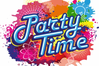 Eindfeest: Back to the future