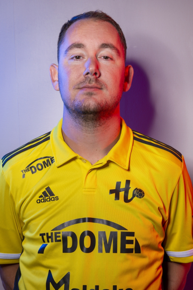 Remco Dörr  (ass. coach)