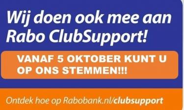 Rabo ClubSupport: word lid en stem! - Nieuws - Handbal Houten